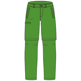 VAUDE Detective II Zip-Off Pants Kids parrot green